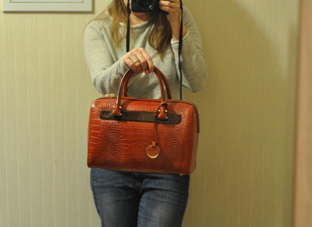 Итальянские кожаные сумки Gilda Tonelli Оптовая и