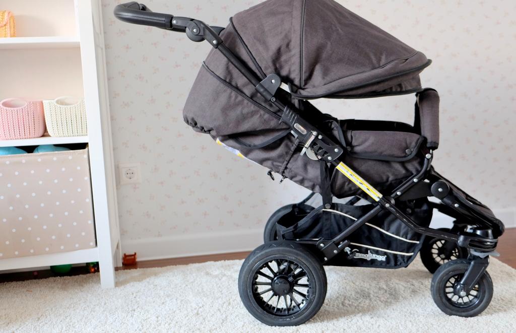 Прогулочная коляска Emmaljunga scooter