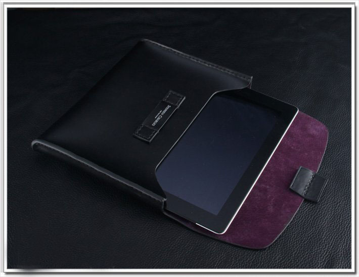 Кожанная сумка для планшета новая