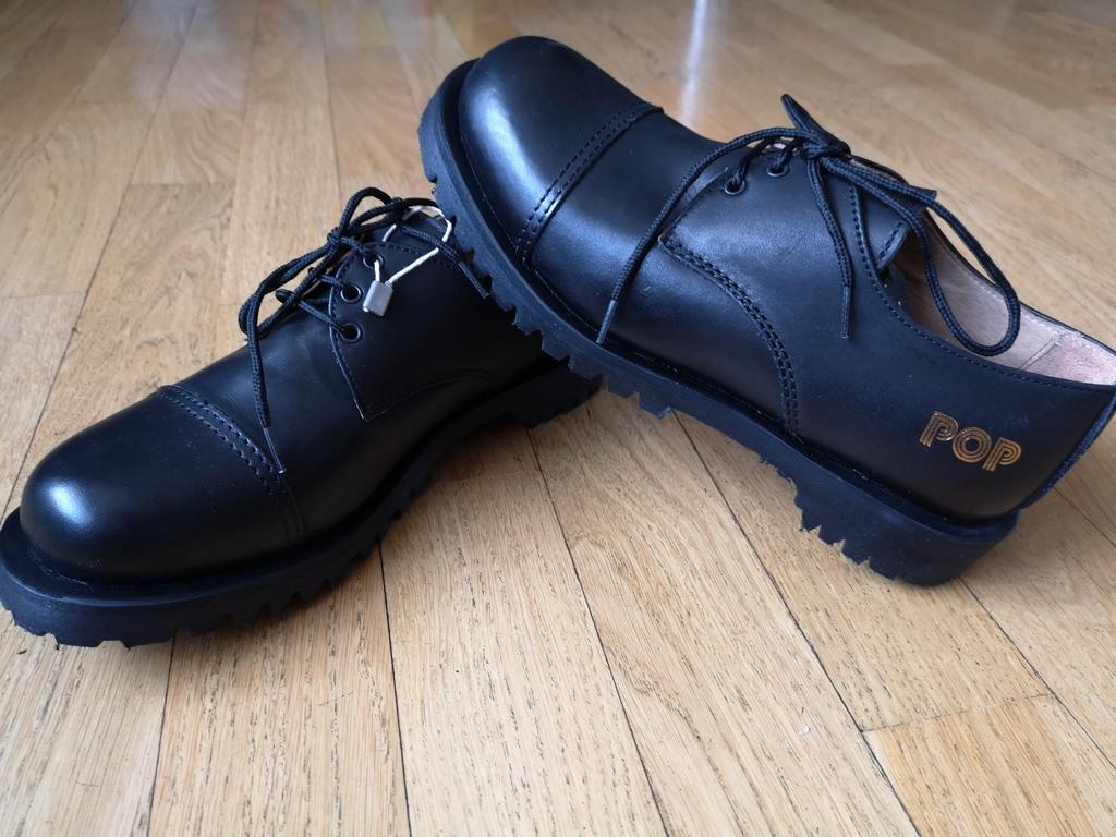 Итальянские ботинки POP BOY,р.38.
