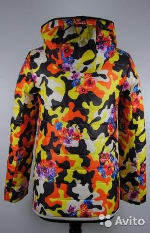 Куртка новая, демисезонная, р. 48