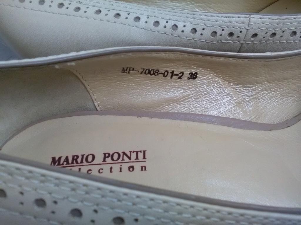 Туфли на высоком каблуке, MARIO PONTI, Италия