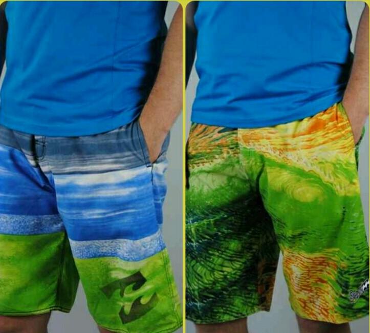 Новые мужские шорты р.44-52, в двух ярких расцвках