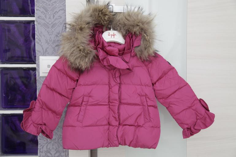 Куртка IlGufo для девочек