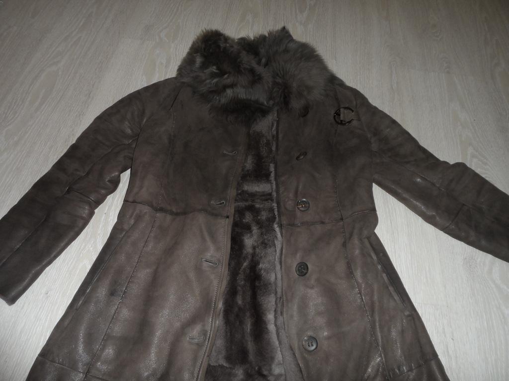 Куртки кожа мех и пальто, натурал. дубленка в дар