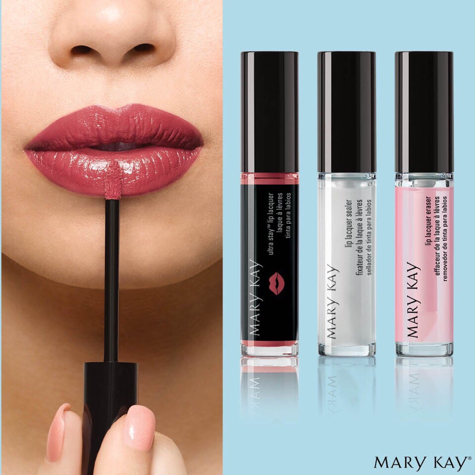 Набор для губ Ultra Stay™ от Mary Kay