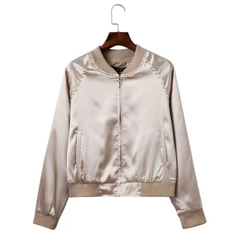 Легкая курточка - бомпер