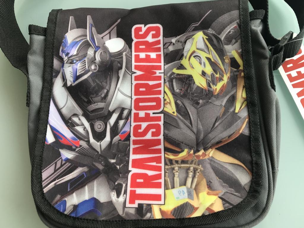 """Новая Сумочка для мальчика """"Transformers"""""""
