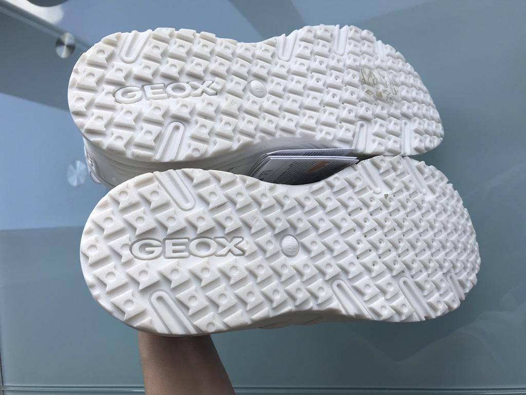 Новые Белые Кроссовки GEOX р.39