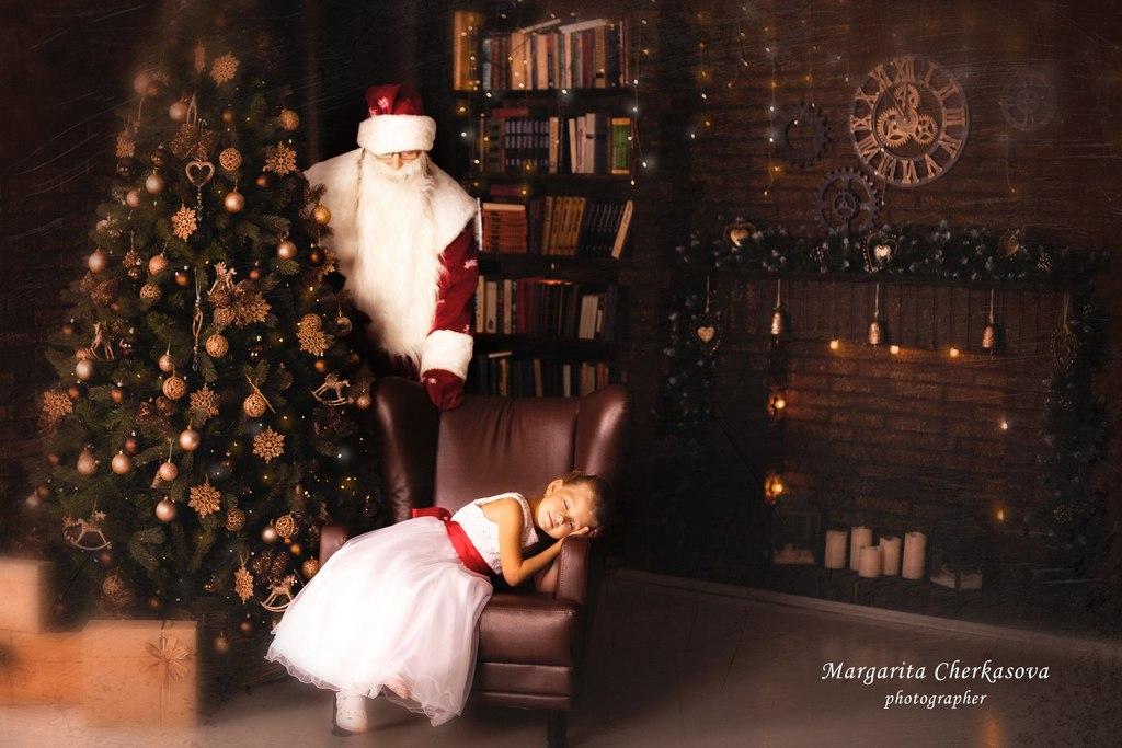 Новогодняя сказка с дедом Морозом