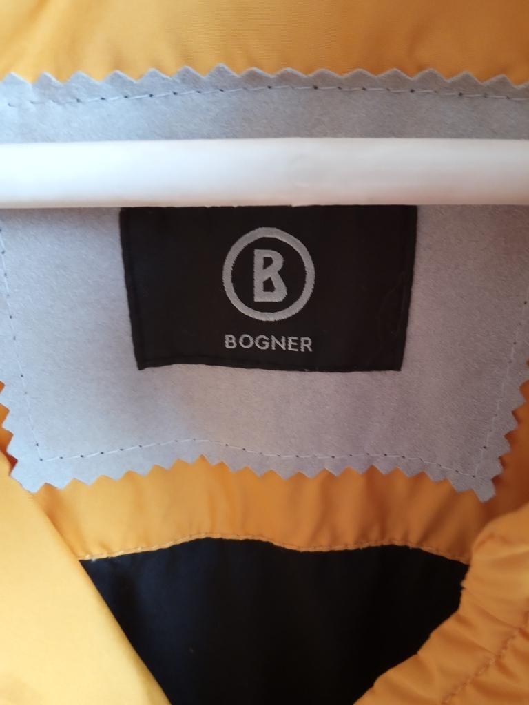 Отличный пуховик Bogner для девочки