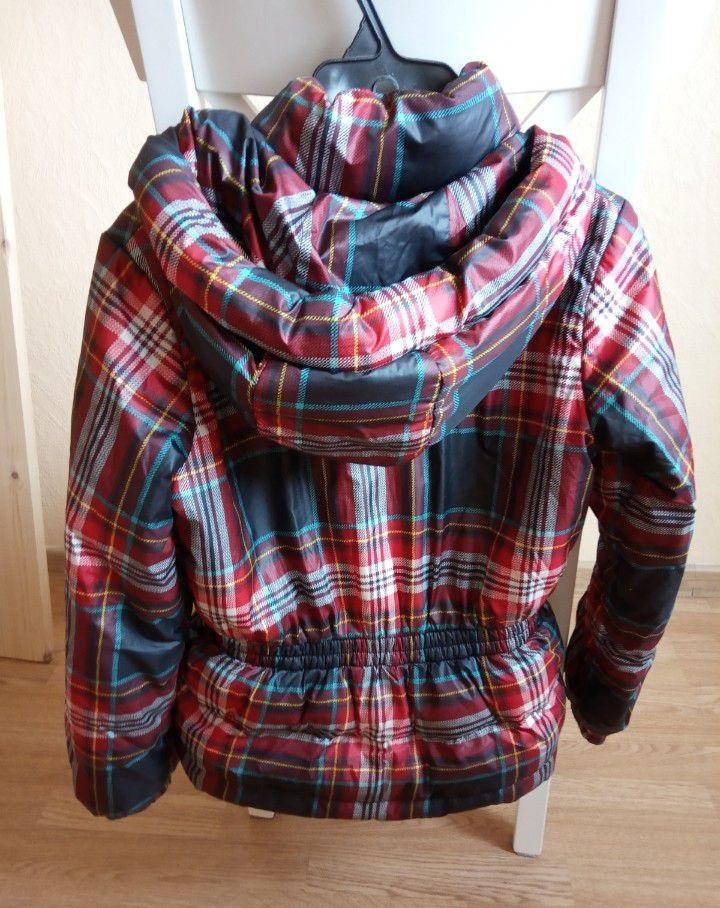 Демисезонная куртка для девочки Junior Gaultier