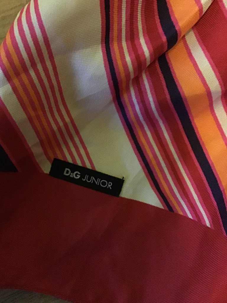 Блузка на лямках DG Junior 120-130 cм