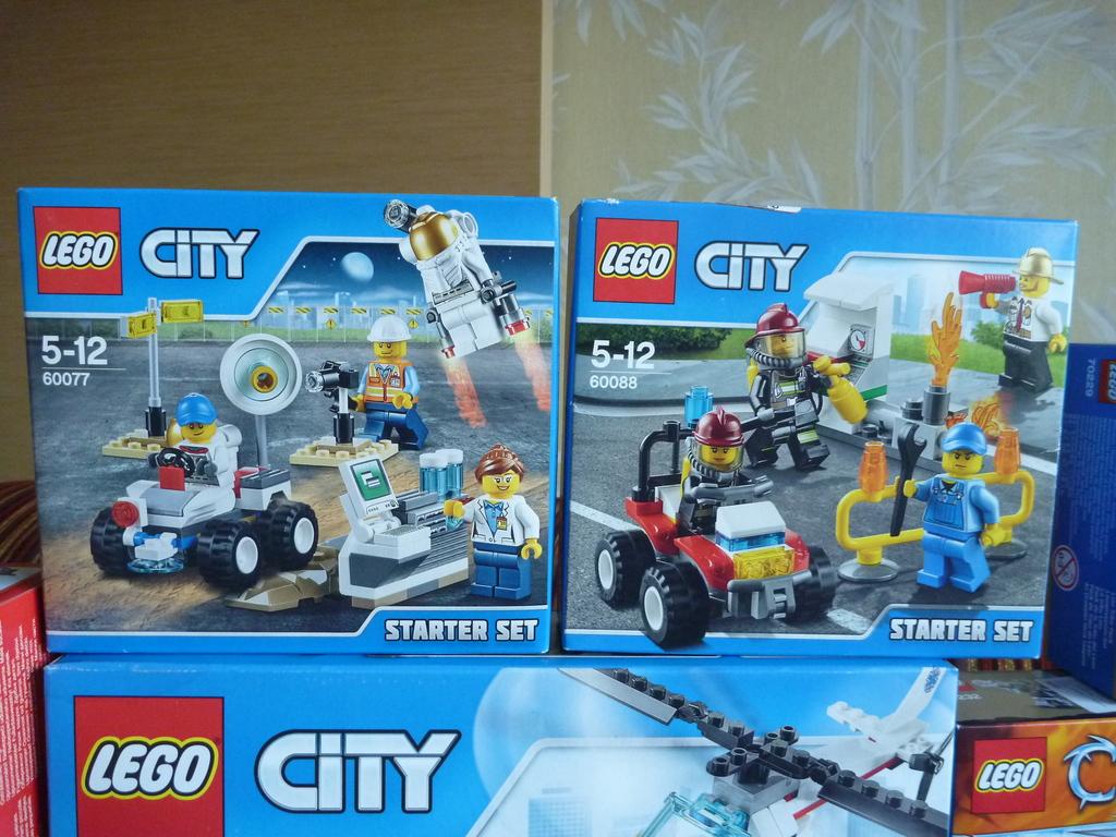 Новые наборы лего lego