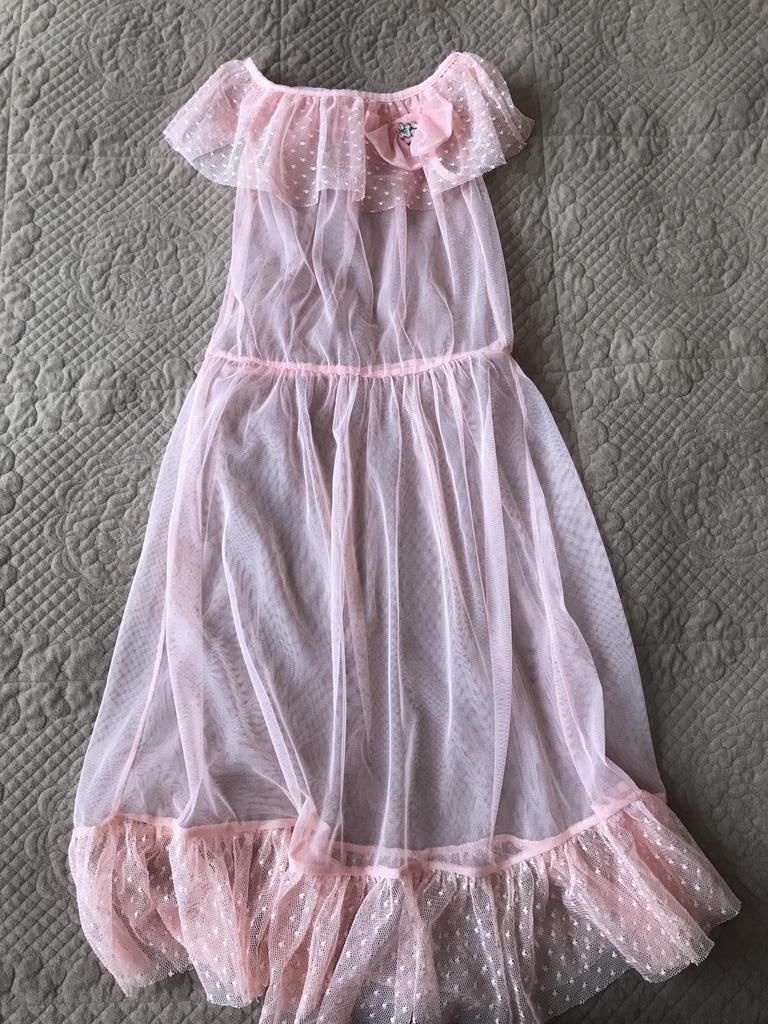 Платье размер 8 лет Турция