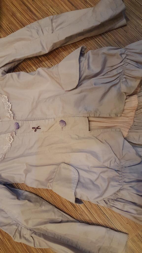 Плащ-ветровка Bullica, размер 122-128см