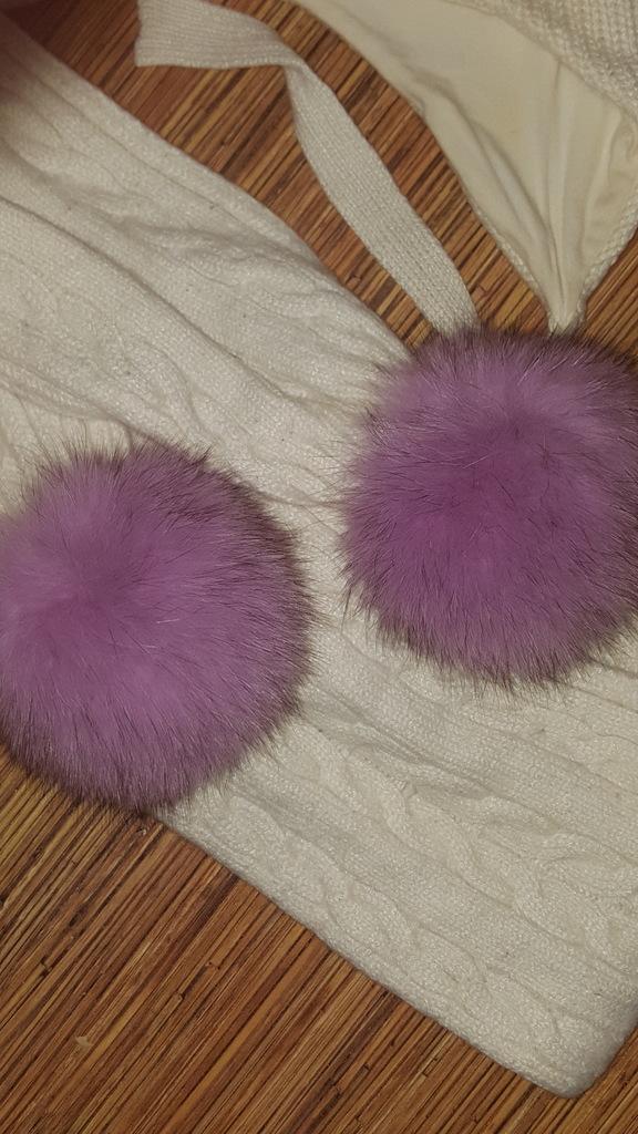 Комплект шапка+шарф Chobi ..Размер шапки S