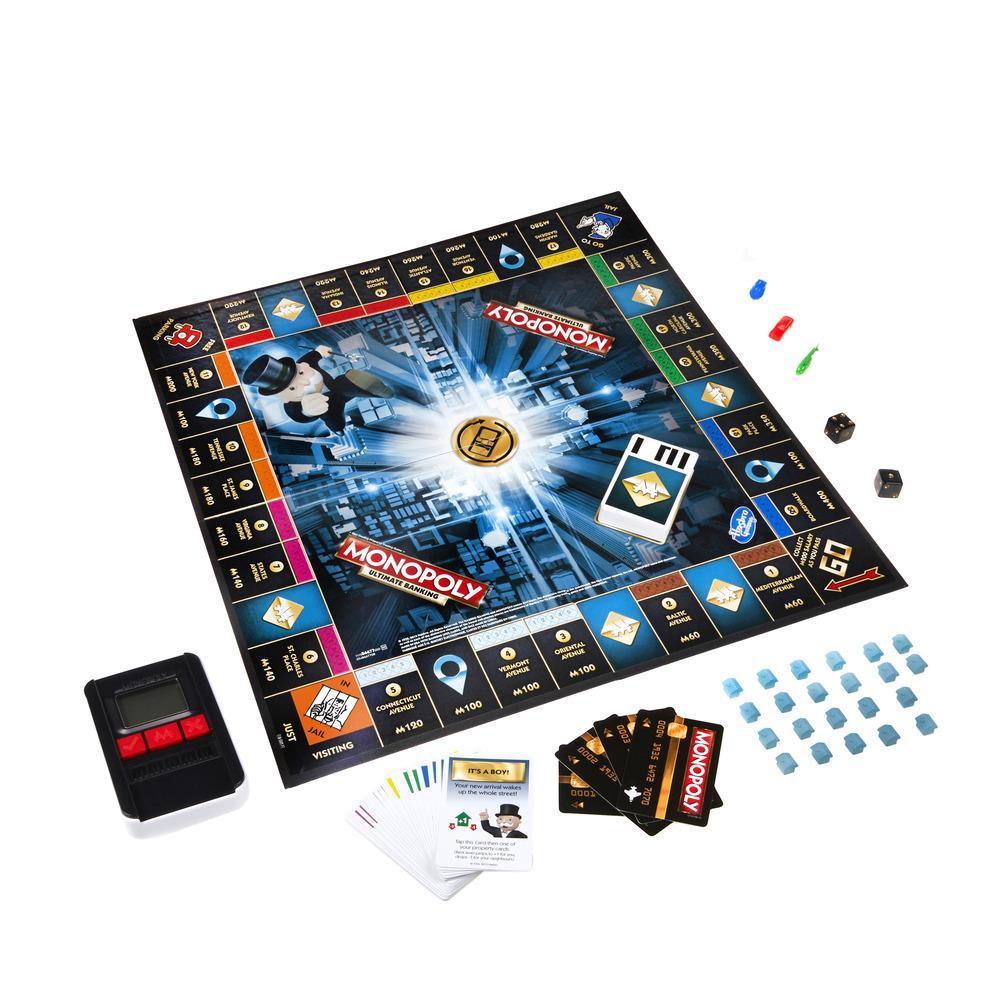 Настольная игра Монополия с банк. картами B6677121
