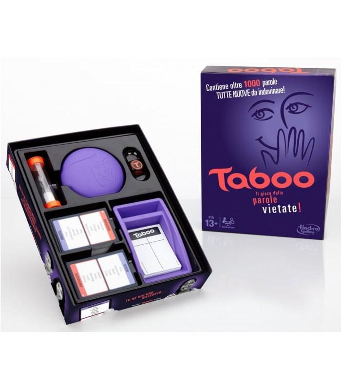 Игра TABOO HASBRO A4626121