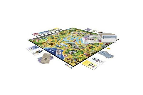 Игра в жизнь - Каникулы GAMES HASBRO C0161121
