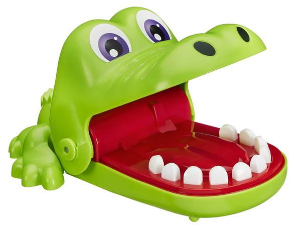 Крокодильчик Дантист GAMES HASBRO B0408121
