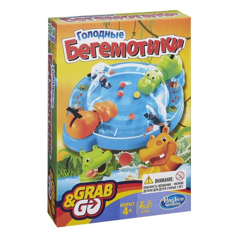 Настольная игра Голодные бегемотики B1001121