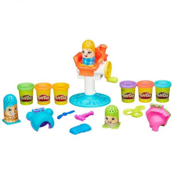 """Игровой набор Play-Doh """"Сумасшедшие прически"""""""
