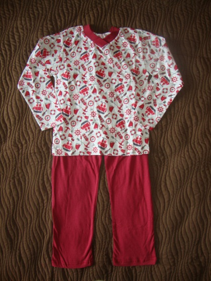 Новая,хлопковая пижама д/м.Размер 116.