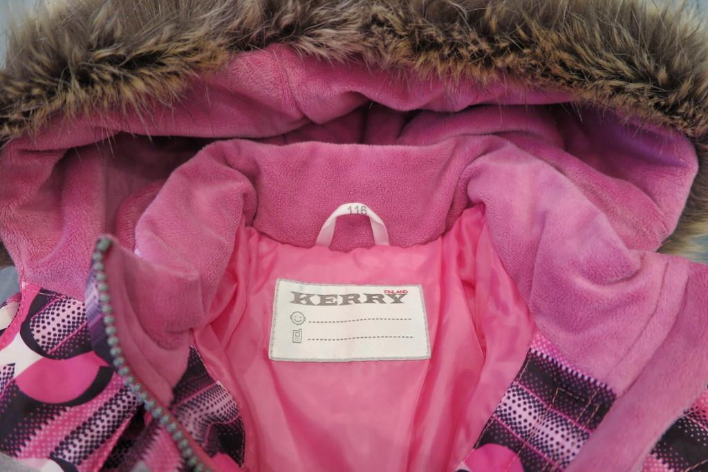 Куртка +полукомбинезон Kerry. р.116. бу