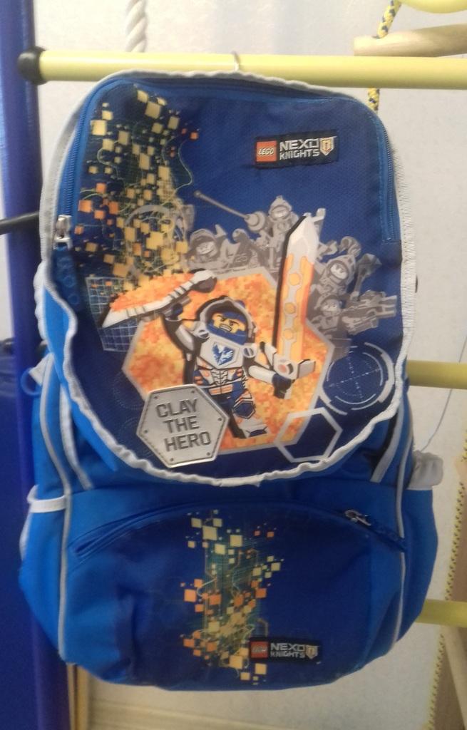 Рюкзак Nexo Knights Junior lego