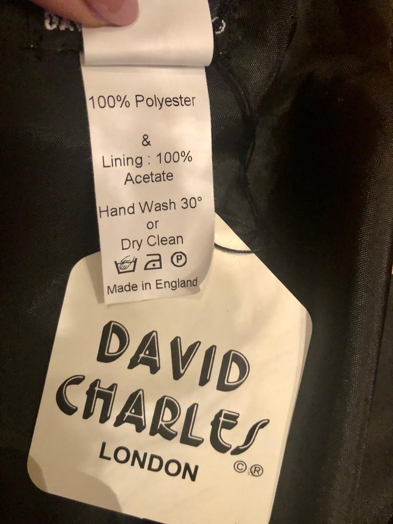 David Charles новое 9/134