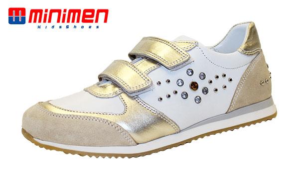 Новые полуботинки (кроссовки) Minimen Минимен