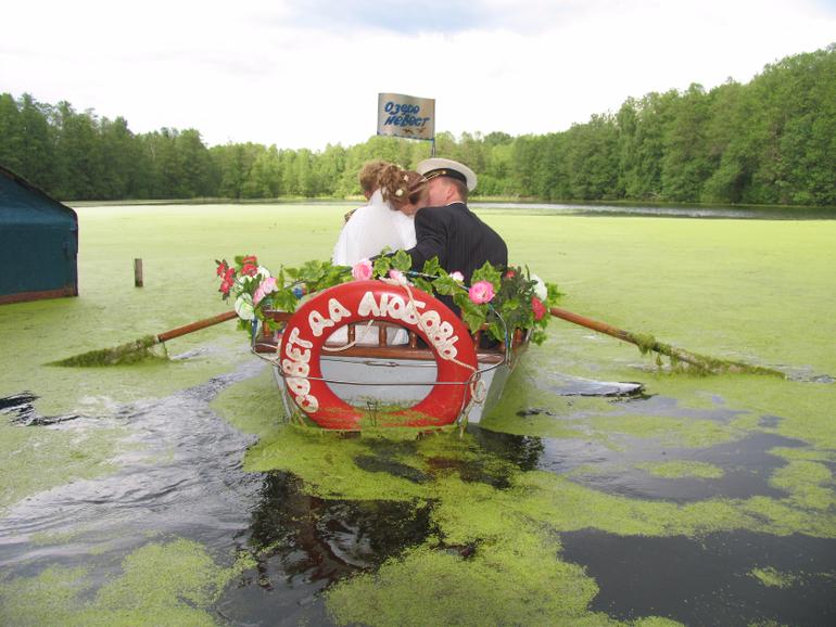 Озеро невест в воскресенске