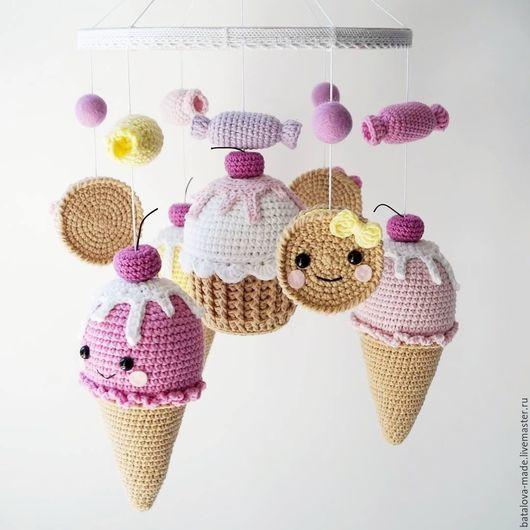 Вязаные сладости) - запись пользователя Лелечка (id1268491 ...