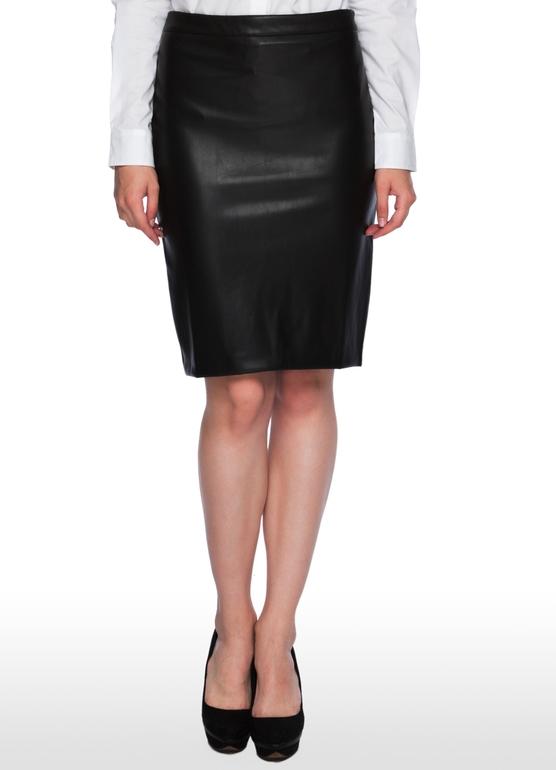 гофрированная блузка