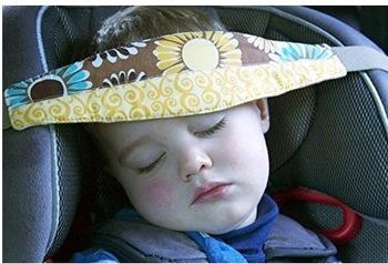 Детская подушка в автокресло своими руками 15