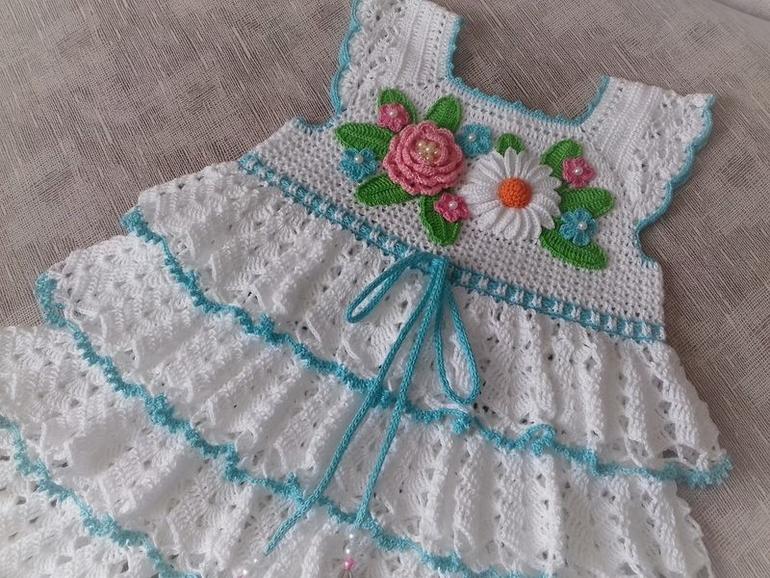 платья сарафаны детское вязание крючком сообщество на