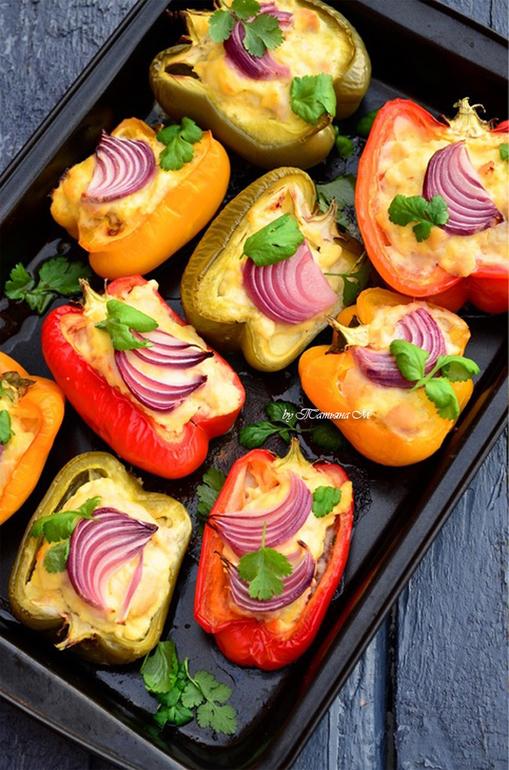 Что можно приготовить из курицы картошки сыра помидор