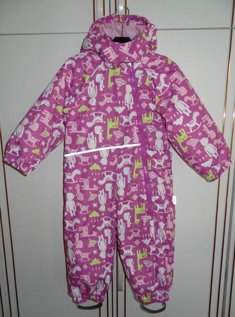Зимние костюмы для девочек лесси