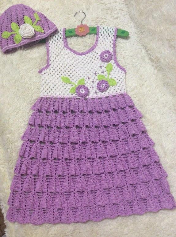платье и летняя шапочка для лизоньки запись пользователя ирина