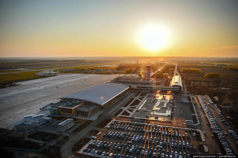 Аэропорт Тюмень Рощино TJM расписание рейсов авиабилеты