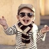 Наши стильные детки