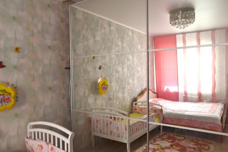 Как разместиться семье с двумя детьми в однокомнатной квартире в 44 14