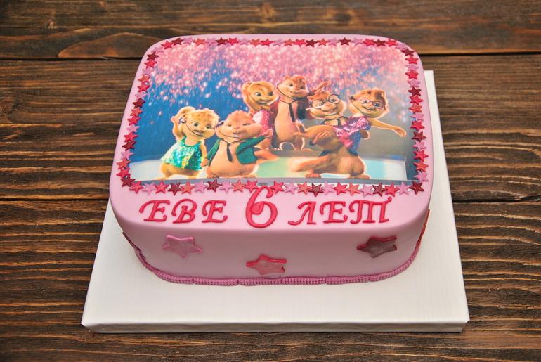 Бурундук торт фото