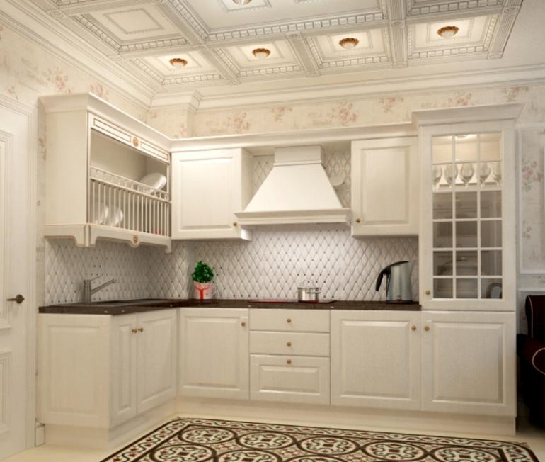 плитка фартук на кухню фото