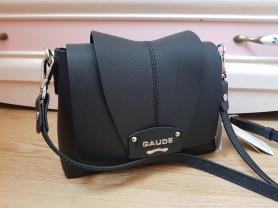 Новая классическая кожаная сумка кроссбоди