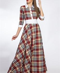 Платье #356 (Бежевый)