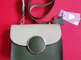 Новая стильная сумочка кроссбоди Италия