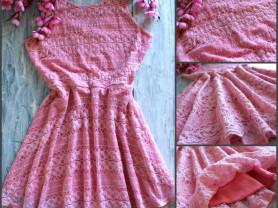 Платье кружевное River Island, р-р 44-46