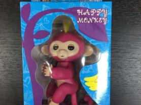 Интерактивная обезьянка fingerlings